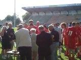 Breuil est battu en finale de la Coupe Objois par Senlis 1 à 0.