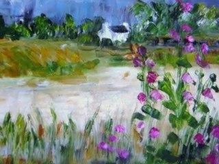 Brigitte Noelle Artiste Peintre
