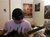 Slipknot-Before I forget basse cover