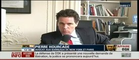 French Lawyer Pierre Hourcade BFMTV France French Attorney and Solicitor