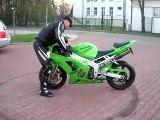 Régis Burn Moto ! (lol)