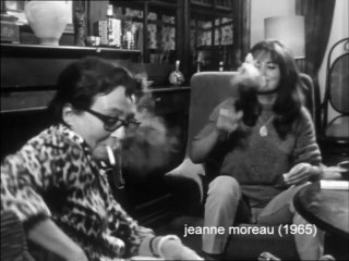 Jeanne Moreau Filmografia