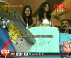 Mumbai Heroes vs. Karnatka Bulldozers - Mumbai Heroes Inning Ov09