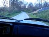 Polski Fiat 125p 1.6 88 r.OnBoard