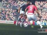 E3 2011 - PES 2012 - Bande-annonce #1 - Jeux Video - 360 _ PS3