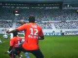 PES LM :Marseille Vs Rennes