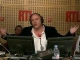 """""""Le Face à face Aphatie-Duhamel"""" : Chirac est-il trop """"vache"""" avec Sarkozy ? (9 juin 2011)"""