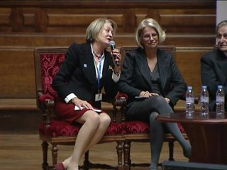 (Gb-4/6) Célébration du centenaire de l'attribution du prix Nobel de chimie à Marie Curie à la Sorbonne samedi 29 janvier 2011 Version anglaise 4/6