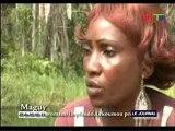 Projection du film sur les peuples autochtones réalisé au Congo par le FNUAP