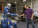 Move Over, Rover - Here Comes Justin the Robot