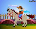 Video Mera Ghoda Mera Ghoda - Animated Nursery Rhymes