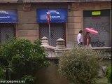 Vuelven las lluvias a Bilbao