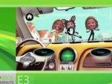 Trailer E3 2011 du Kinect Fun Lab sur Xbox 360