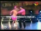 FarandulaTv.com.ar Rocio Guirao Diaz bailo el ritmo Cha cha cha en el bailando 2011