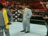 John Cena, The Miz, Alex, Riley, R-Truth, Steve Austin & Mr. McMahon 6-6-11