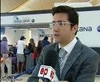 Aerolíneas Mexicanas cierra en Madrid