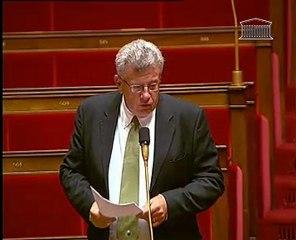 Indemnisation des dégâts miniers, Christian Eckert en séance publique (07/06/2011, Assemblée nationale)