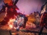 The Witcher 2 - Namco Bandai - Trailer annonçant la version Xbox 360 E3 2011
