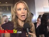 Megyn Price Interview at 2011 GRACIE AWARDS Arrivals