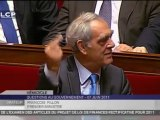 Henri Emmanuelli n'est pas convaincu par les propos de François Fillon.