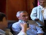 Loïck Peyron, skipper du Maxi Trimaran Banque Populaire V
