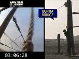 Course d'obstacles de l'US Navy SEAL