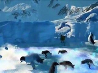 Trailer d'annonce de Happy Feet 2 : Le jeu vidéo