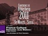 Flore Vasseur sur le Bilderberg 2011 sur France Culture