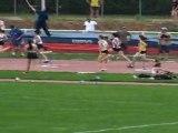 """Claire DUCOS - 400m haies (76cm) - 65""""50 - Interclubs 2nd tour"""