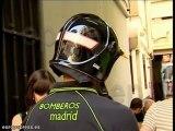 Bomberos Madrid denuncian la falta de efectivos