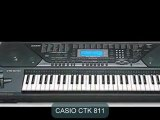 Casio Keyboards: Casio LK - CTK - WK