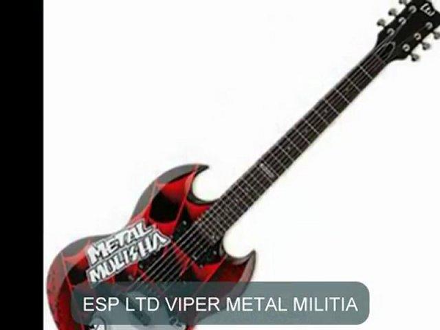 ESP Electric Guitars