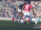 PES 2012  - Konami - Trailer E3 2011