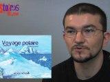 Fabien Fernandez & Les éditions Nomades  : Laponie, Voyage Polaire