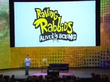 Raving Rabbids : Alive and Kicking - Ubisoft Conference E3 2011 [HD]