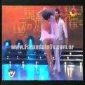 FarandulaTv.com.ar Baile de Peter Alfonso y Julieta Sciancalepore el ritmo adagio en Bailando 2011