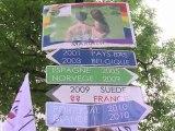 Gays et lesbiennes revendiquent leur droit au mariage