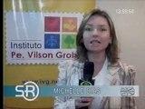 Instituto Padre Vilson Groh no programa Sem Rodeios da TVBV 08/06/2011