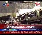 Aircraft crash at India Aviation 2010 show