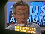 Patrice Leconte dans Tous Azimuts