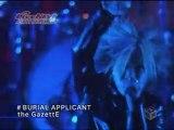 the GazettE - Hyena + Burial Applicant (Live)