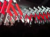 THE WALL - PINK FLOYD - BERCY 2011