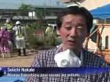 Radiación amenaza salud de los niños en Fukushima