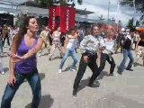 [24 Heures] Flash Mob dans le village