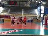 Ελλάδα-Ισπανία (γυναίκες, Ευρωπαϊκό Λιγκ) 1-0
