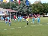 Racing club de Lens U19 , tournoi de Dourges ,Lens-Dourges 7-0.
