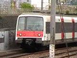 MI84 : Entre les gares de Vincennes et Val De Fontenay sur la ligne A du RER