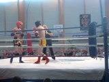 """Le Pouliguen, Club Cobra Thaï Boxing, 1er Gala Boxe Thaï, le11 Juin 2011, """" wikinews city"""" , pour : """" http://rencontres-sportives-lepouliguen.blogspot.com/ """" & """"  OMS le Pouliguen, vidéo n° 3634"""