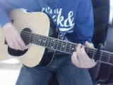 james blunt -  you're beautiful guitare