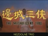 Nezdolné trio (upoutávka CN + CZ tit.)